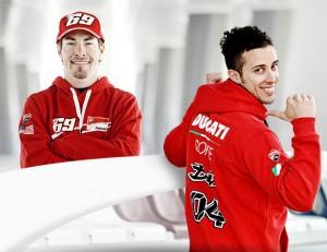 collectie Ducati kleding