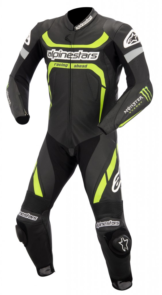 CLAW leather suit (1)