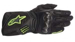 SP-M2 glove black green (1)