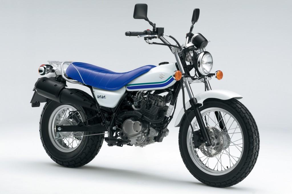 Suzuki VanVan 125