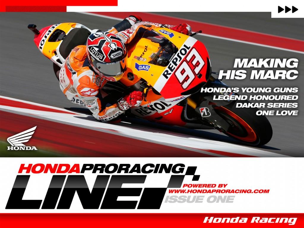 Honda proracing