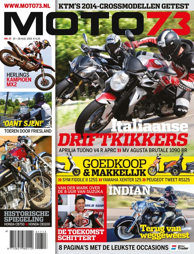 Cover M73 ed17