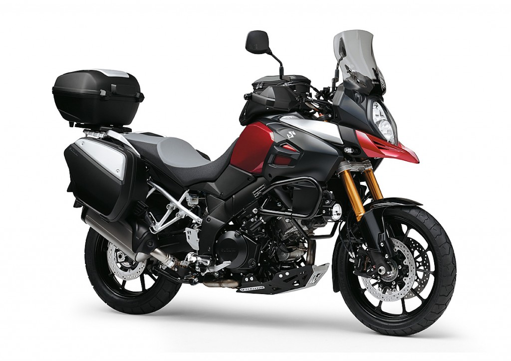V-Strom 1000 ABS accessoires
